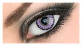 Venus Violet Colored Contacts