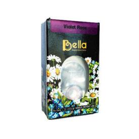 Bella Violet Rose Color Contacts